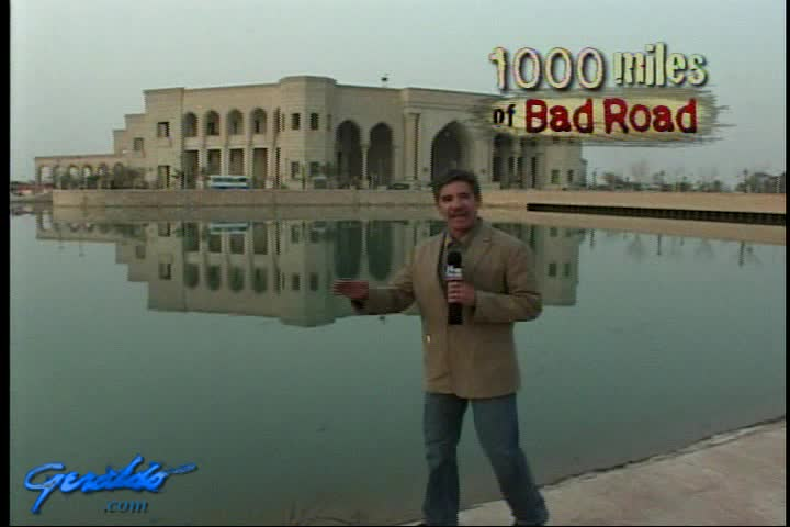 Geraldo Rivera Fox News Special 1000 Miles Of Bad Road