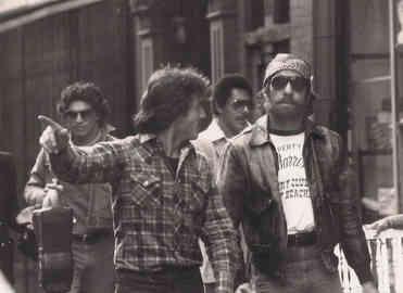 Geraldo Rivera undercover for a report on drugs