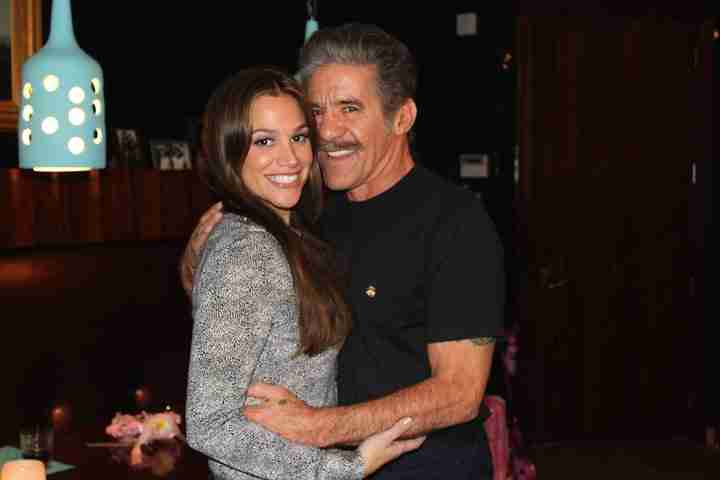 Geraldo with beautiful wife Erica, circa 2003