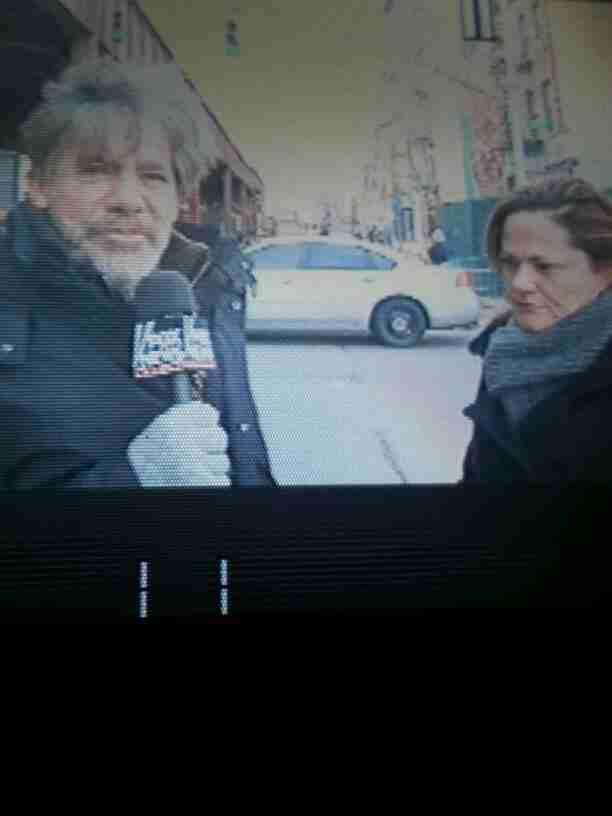 Geraldo reports on the scene.