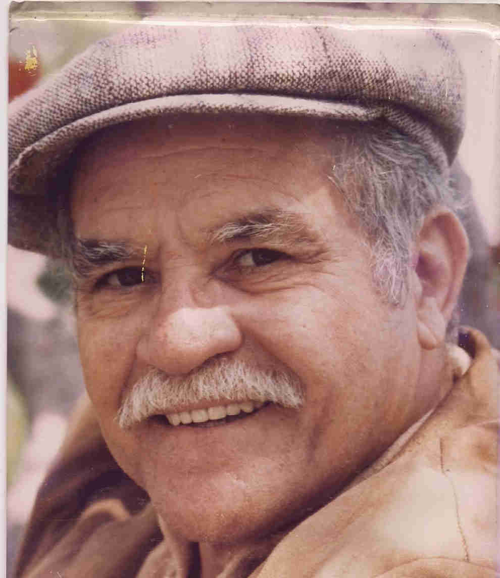 Headshot of Geraldo's father, Cruz Allen Rivera.