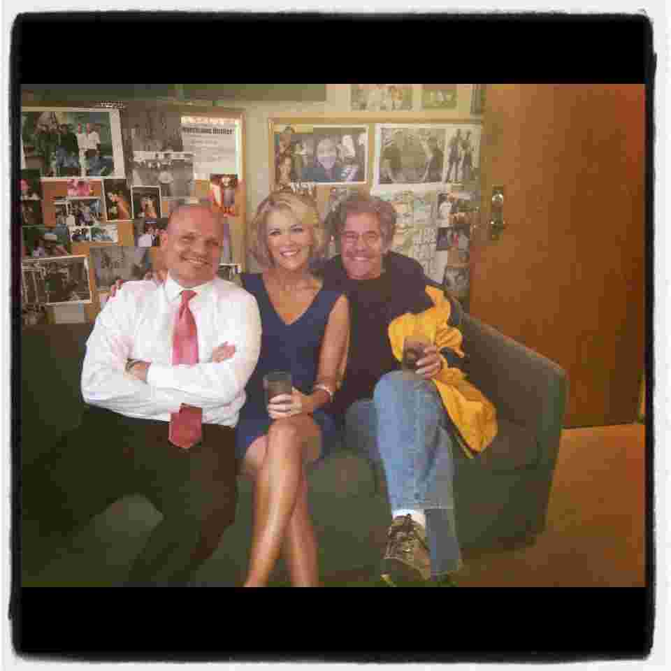 Geraldo with fellow attorney Arthur Aidala and Fox News Host of the Kelly File, Megyn Kelly.  2014