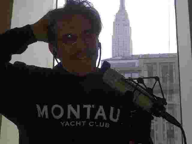 Geraldo takes questions from listeners live on-air for his 77 WABC radio show.