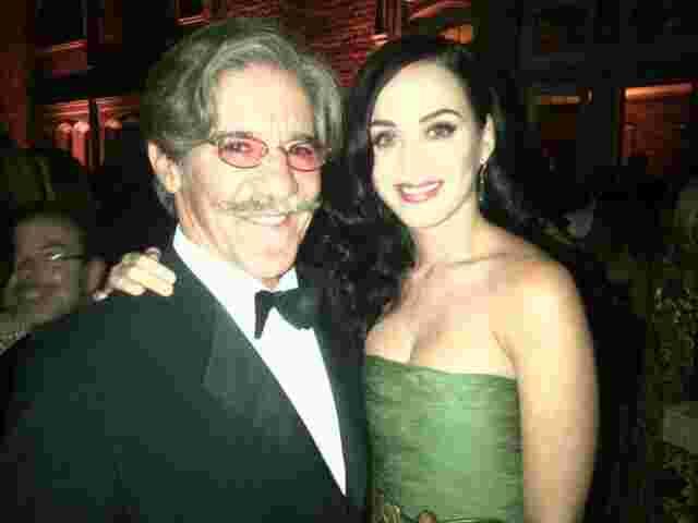 Geraldo with Katy