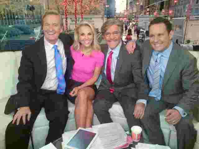 Geraldo appears on Fox News Channel's Fox & Friends with Steve Doocy, Elisabeth Hasselbeck and Brian Kilmeade.