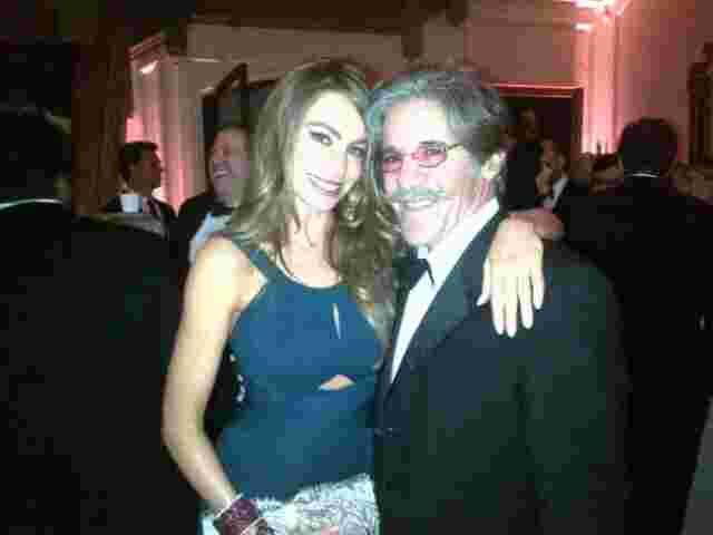 Geraldo with Sofia