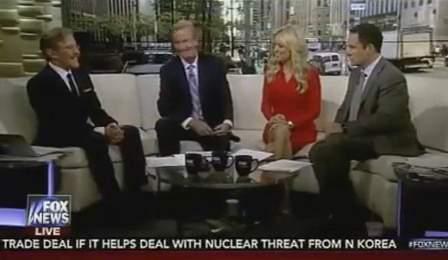 Geraldo Rivera on Fox News Channel show Hannity, 2017