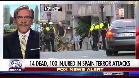 Terror in Spain