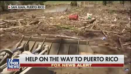 Help to Puerto Rico