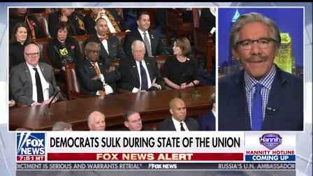 Democrats sulk