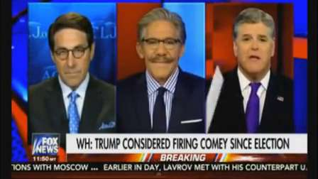 Geraldo Rivera on Fox News Channel show Hannity, 2017