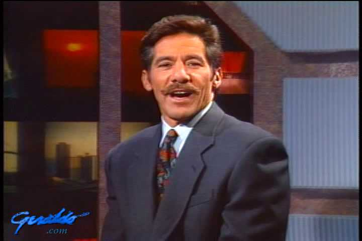 Geraldo Rivera Now It Can Be Told Episode One