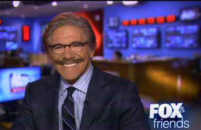 Geraldo Rivera on Fox & Friends