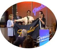 Geraldo talk show with Joan Rivers