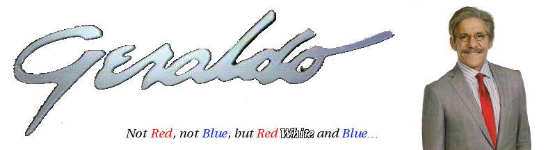 Geraldo Rivera Talk Show Logo
