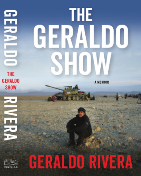 The Geraldo Show book front cover