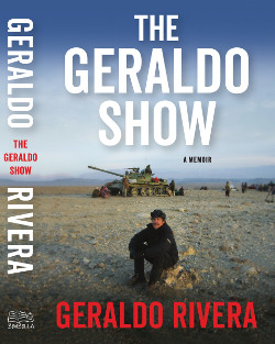 The Geraldo Rivera Show book
