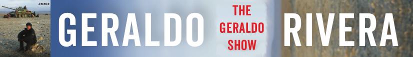 The Geraldo show book banner