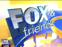 Fox & Friends logo, courtesy of Fox News Channel